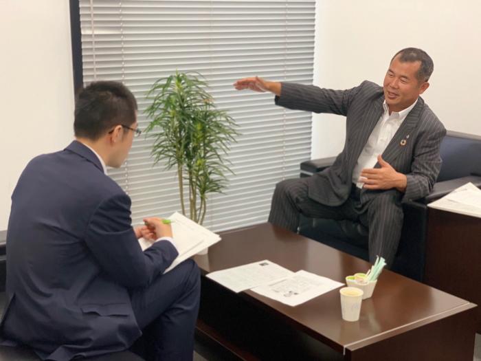 株式会社テイルウィンドシステム 代表取締役 迎浩一朗