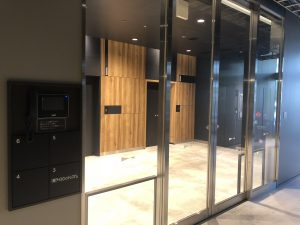 GREEN SPRINGS エレベーターホール